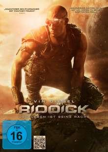 Riddick - Überleben ist seine Rache, DVD