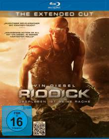 Riddick - Überleben ist seine Rache (Blu-ray), Blu-ray Disc