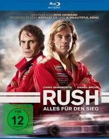 Rush (2013) (Blu-ray), Blu-ray Disc
