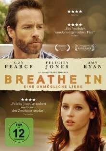 Breathe In, DVD