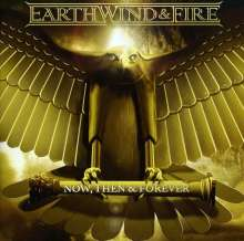 Earth, Wind & Fire: Now, Then & Forever, CD