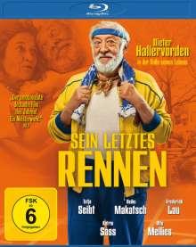 Sein letztes Rennen (Blu-ray), Blu-ray Disc