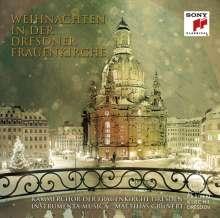 Weihnachten in der Dresdner Frauenkirche, CD