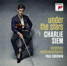Charlie Siem - Under the Stars, CD