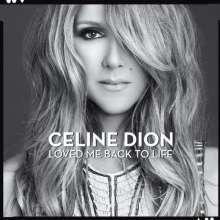 Céline Dion: Loved Me Back To Life (180g) (LP + CD), 1 LP und 1 CD