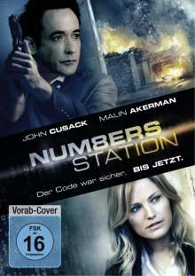 Numbers Station, DVD