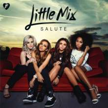 Little Mix: Salute (The Deluxe Edition), 2 CDs
