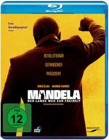 Mandela - Der lange Weg zur Freiheit (Blu-ray), Blu-ray Disc