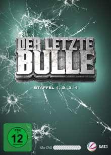 Der letzte Bulle Staffel 1-4, 12 DVDs