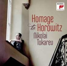 Nikolai Tokarev - Hommage to Horowitz, CD