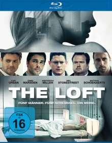 The Loft (Blu-ray), Blu-ray Disc