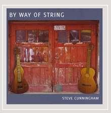 Steve Cunningham: By Way Of String, CD