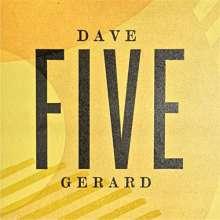 Dave Gerard: Five, CD