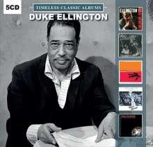 Duke Ellington (1899-1974): Timeless Classic Albums, 5 CDs