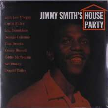 Jimmy Smith (Organ) (1928-2005): House Party, LP