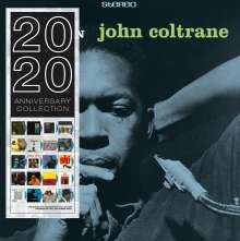John Coltrane (1926-1967): Blue Train (180g) (Limited Edition) (Blue Vinyl), LP