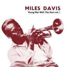 Miles Davis (1926-1991): Young Man With The Horn Vol. I (Limited-Numbered-Edition) (Clear Vinyl), LP