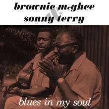 Sonny Terry & Brownie McGhee: Blues In My Soul (Limited-Numbered-Edition) (Clear Vinyl), LP