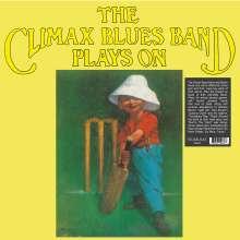 Climax Blues Band (ex-Climax Chicago Blues Band): Plays On (180g) +3 Bonus Tracks, LP