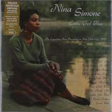 Nina Simone (1933-2003): Little Girl Blue (180g) (Deluxe Edition), LP