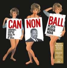 Cannonball Adderley (1928-1975): Cannonball Plays Bossa Nova (180g) (Deluxe-Edition), LP
