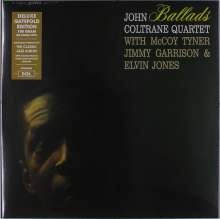 John Coltrane (1926-1967): Ballads (180g) (Deluxe-Edition), LP