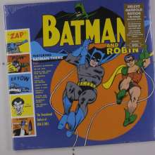 Sun Ra (1914-1993): Batman & Robin (180g) (Deluxe-Edition), LP