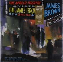 James Brown: Live At The Apollo (180g) (Deluxe-Edition), LP