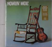 Howlin' Wolf: Howlin' Wolf (The Rocking Chair) (180g) (Deluxe-Edition), LP