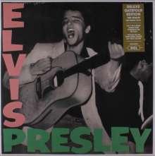 Elvis Presley (1935-1977): Elvis Presley 1st Album (180g) (Deluxe-Edition), LP