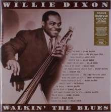 Willie Dixon: Walkin' The Blues (180g) (Deluxe-Edition), LP