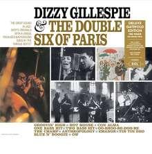 Dizzy Gillespie (1917-1993): Dizzy Gillespie & The Double Six Of Paris (180g) (Deluxe-Edition), LP