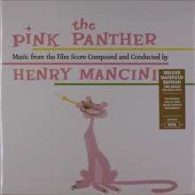 Henry Mancini (1924-1994): Filmmusik: The Pink Panther (180g) (Deluxe Edition), LP