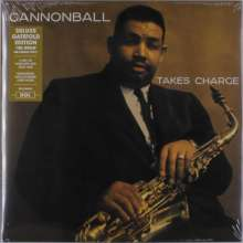 Cannonball Adderley (1928-1975): Cannonball Takes Charge (remastered) (180g), LP