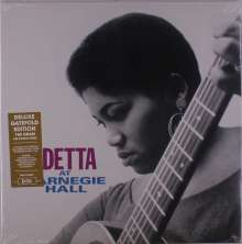 Odetta: Odetta At Carnegie Hall (180g), LP