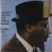 Thelonious Monk (1917-1982): Monk's Dream (remastered) (180g) (Deluxe-Edition), LP