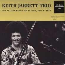 Keith Jarrett (geb. 1945): Live At Gran Studio 104 In Paris, June 9th 1972 (180g), 2 LPs