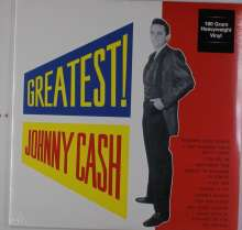 Johnny Cash: Greatest! (180g), LP