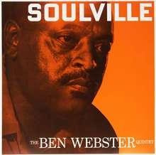 Ben Webster (1909-1973): Soulville (180g), LP