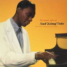 Nat King Cole (1919-1965): The Piano Style (180g), LP