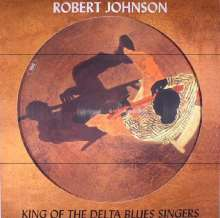 Robert Johnson (1911-1938): King Of The Delta Blues Singers (180g) (Picture Disc), LP