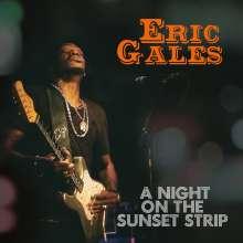 Eric Gales (Bluesrock): A Night On The Sunset Strip, 1 CD und 1 DVD