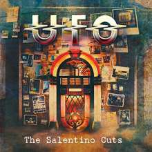 UFO: The Salentino Cuts, CD