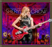 Sheryl Crow: Live At The Capitol Theatre 2017, 2 CDs und 1 DVD