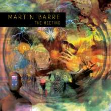 Martin Barre: The Meeting, CD