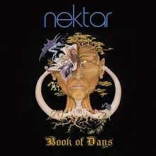 Nektar: Book Of Days (Limited Edition) (Gold Vinyl), 2 LPs
