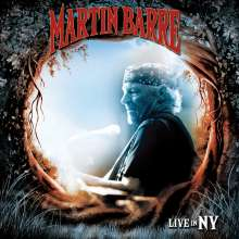 Martin Barre: Live In NY (Limited Edition) (Red Vinyl), 2 LPs