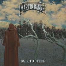 Martin Barre: Back To Steel, CD