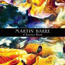 Martin Barre: A Summer Band (Deluxe Edition), CD