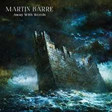 Martin Barre: Away With Words, CD